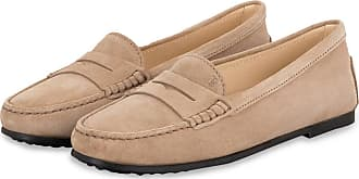 Tod's Mokassins GOMMINO CITY - BEIGE