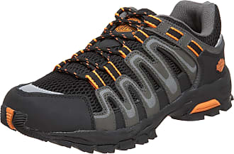 Harley-Davidson Harley-Davidson Mens Chase Athletic Motorcycle Hiker, Black/Orange, 10 M US