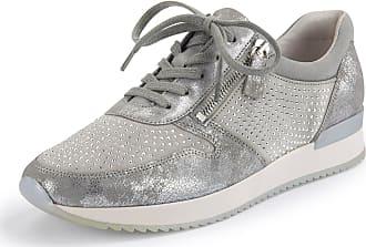 Gabor Kidskin suede sneakers Gabor grey