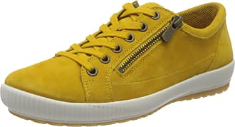 Legero Womens Tanaro Trainers, Yellow (Sunshine (Gelb) 62), 6 UK