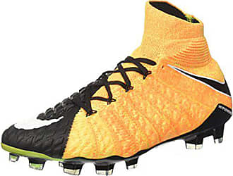 low priced 2e1a3 70540 Nike Hypervenom Phantom III DF FG, Chaussures de Football Homme, (Laser  Orange Black