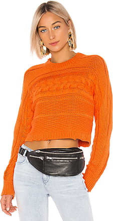 Rta Fever Sweater in Orange
