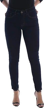 Osmoze Calça Jeans Osmoze Mid Rise Skinny Z Azul 36