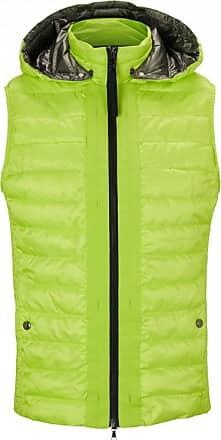 Bogner Wilton Quilted waistcoat for Men - Neon yellow