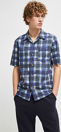French Connection Chabrol Painted Check Shirt