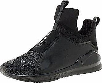 784ae099e0ba Puma Fierce Krm Damen Hi Top Sneakers 189866, Schwarz - Black-Dark Shadow -