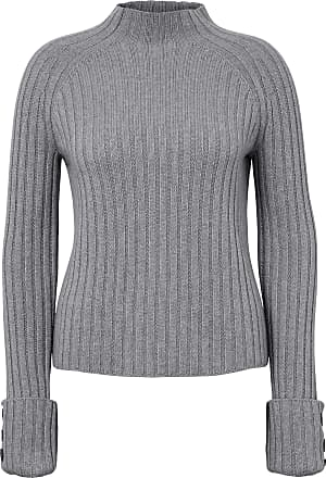 include Jumper in new milled wool and cashmere include grey
