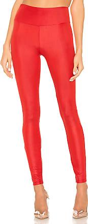Superdown Estrella Leggings in Red