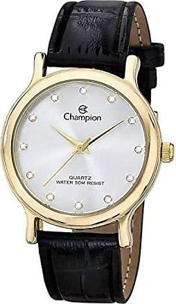 Champion Relógio Champion Feminino Analógico Ch22733b Dourado