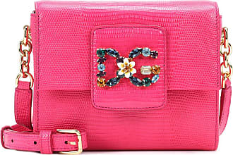 7c15cdb781a1a Dolce   Gabbana DG Millennials Mini leather shoulder bag