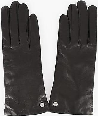 Armani COLLEZIONI Leather Gloves size L