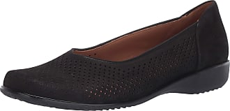Ara Womens Avril Loafer Flat, Black, 10