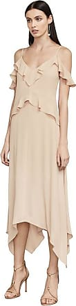 BCBGeneration Lissa Asymmetrical Slip Dress
