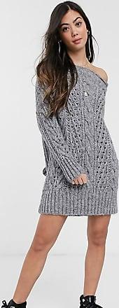 Mini Robes en Gris : 397 Produits jusqu'à −74% | Stylight
