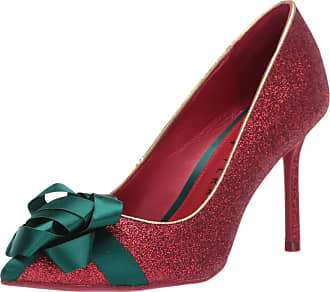 Katy Perry Womens 34KP1275-RED Pumps Size: (8.5 M) US