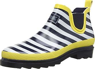 Regatta Lady Harper, Women Rain Boots, White (Navy/Lemonte 84Q), 8 UK (42 EU)