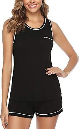 856cf7312ed0a0 Schlafanzüge für Damen in Schwarz: Jetzt bis zu −60% | Stylight