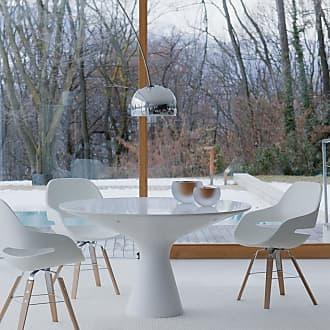 ZANOTTA Design Eva Side Chair Oak White