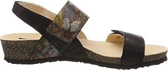 Think Womens Dumia_484373 Sling Back Sandals, (Sz/Kombi 09), 4 UK