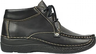 Wolky Comfort Fly Lace-Up Shoes Black Size: 8 UK