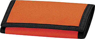 BagBase Bag Base Unisex Secure Expandable Strip Ripper Wallet Orange One Size