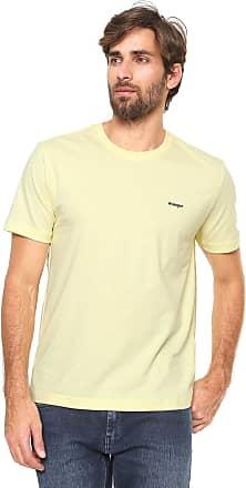 Wrangler Camiseta Wrangler Collecti Amarela