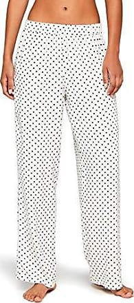 Iris /& Lilly Damen Schlafanzughose mit Blumenmuster Marke