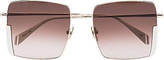Kaleos Óculos de sol quadrado Bennet - Dourado