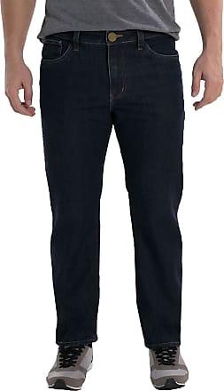 Eventual Calça Jeans Eventual Slim Fit Azul 38