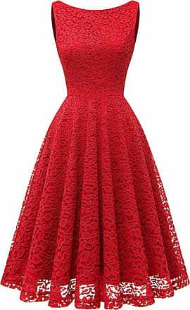 buy popular 47047 aa932 Kleider in Rot: 8422 Produkte bis zu −70%   Stylight
