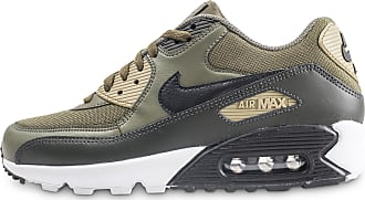 new concept a177e 94c07 Nike Homme Air Max 90 Essential Kaki Baskets