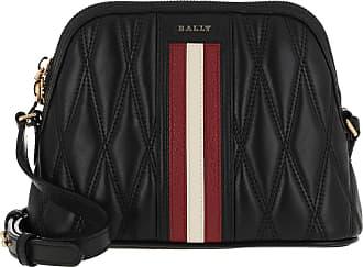 Bally Dalmah Minibag Black Umhängetasche schwarz