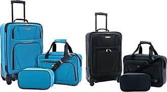 UGG Travelers Club Carry-On Luggage Set 3 Piece - Teal