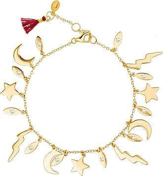 Shashi Lightning Charm Bracelet