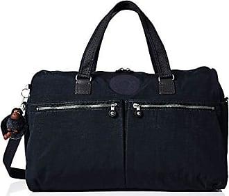 Kipling Itska Duffle, Essential Travel Bag, Multi Pocket, Zip Closure, true blue