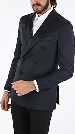 Corneliani CC COLLECTION giacca doppiopetto CEREMONY REWARD revers a la taglia 52