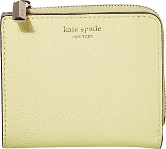 Kate Spade New York Margaux Small Bifold Wallet Lemon Sorbet One Size