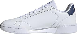 adidas Roguera Sneaker Herren in ftwr white-ftwr white-tech indigo, Größe 42 2/3