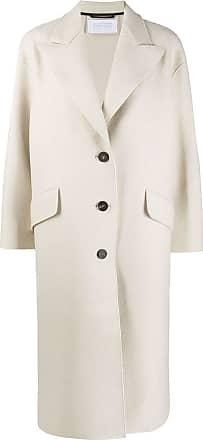 Harrys of London oversized single-breasted coat - Neutro