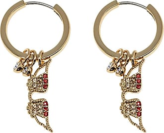 Zadig & Voltaire Earrings With Pendants Womens Gold