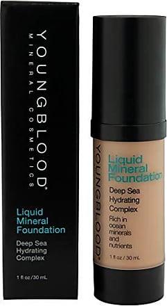 Youngblood Mineral Cosmetics Liquid Mineral Foundation - 1 Oz, Color Golden Tan
