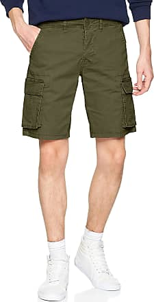Only & Sons Mens Onstony Cargo Sh Pk 8469 Re Noos Short, Green (Olive Night Olive Night), (Size: 36)