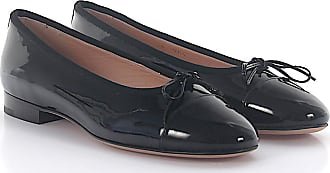 Unützer Ballerinas patent leather black