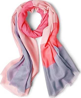Mehrfarbig CECIL Damen Schal 570707 Mineral Grey Melange 20327 Herstellergr/ö/ße: A One Size