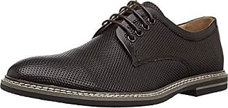 English Laundry Mens Canning Oxford, Brown, 8 Standard US Width US