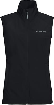 Vaude Womens Hurricane Vest III Gilet softshell Donna   nero
