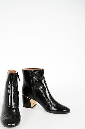 Tory Burch 6cm Leather JULIANA Ankle Boots size 5,5