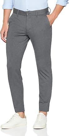 Only & Sons Mens Onsmark Pant Gw 0209 Noos Trouser, Grey (Medium Grey Melange Medium Grey Melange), W31/L32 (Size: 31)