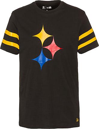 New Era Pittsburgh Steelers T-Shirt Herren in black, Größe XXL