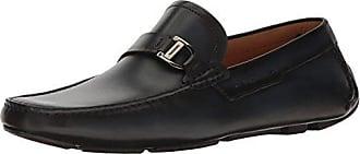 Magnanni Mens Dallas Slip-On Loafer, Navy, 11 M US